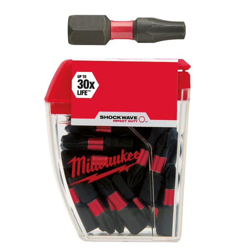 Milwaukee bithegy TX40 25 mm (25 db)
