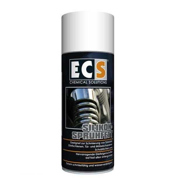 ECS Szilikon szórózsír spray 400 ml