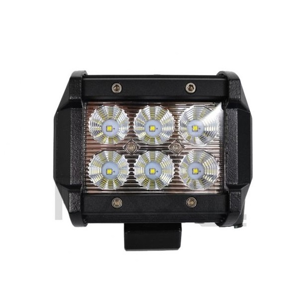 Titanium Winch 6 Led-es 18W-os munkalámpa panel 10-30V